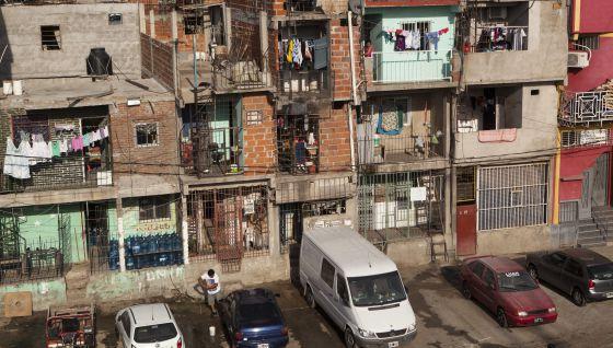 Villa 31 argentina las villas miseria de buenos aires for Villas en argentina