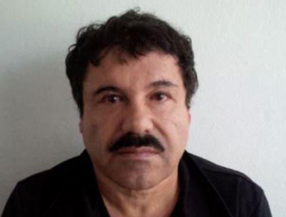 Joaquin Guzman Loera, 'El Chapo Guzman', en febrero de 2014. / AFP - 1436698905_716010_1436699060_noticia_normal
