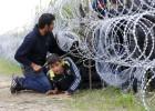 Hungría refuerza la frontera con Serbia para frenar a los refugiados