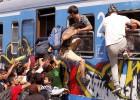 Croacia cierra las fronteras y lleva a los refugiados a Hungría