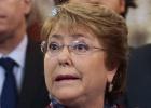 Michelle Bachelet: ?Bolivia no ha ganado nada?
