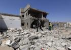 Los Huthi dicen haber alcanzado con un Scub una base saudí