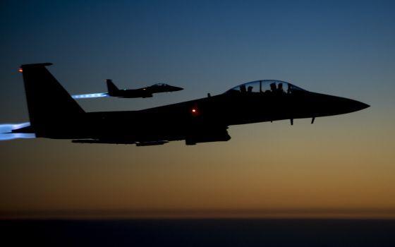 Resultado de imagen para ataque aereo estados unidos