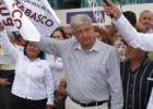 Las fuerzas de López Obrador se imponen al PRD en el DF