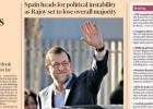 prensa internacional destaca incertidumbre política 20-d