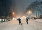 La costa Este de EE UU, paralizada bajo más de medio metro de nieve