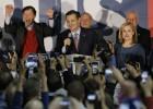 Ted Cruz derrota a Donald Trump en los ?caucus? de Iowa
