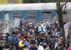 Austria sella su frontera sur para frenar a los refugiados