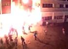 Un video muestra a los reos de Topo Chico incendiando el penal