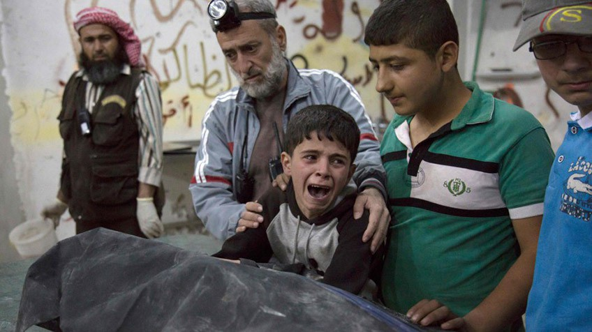 Resultado de imagen de msf siria causas