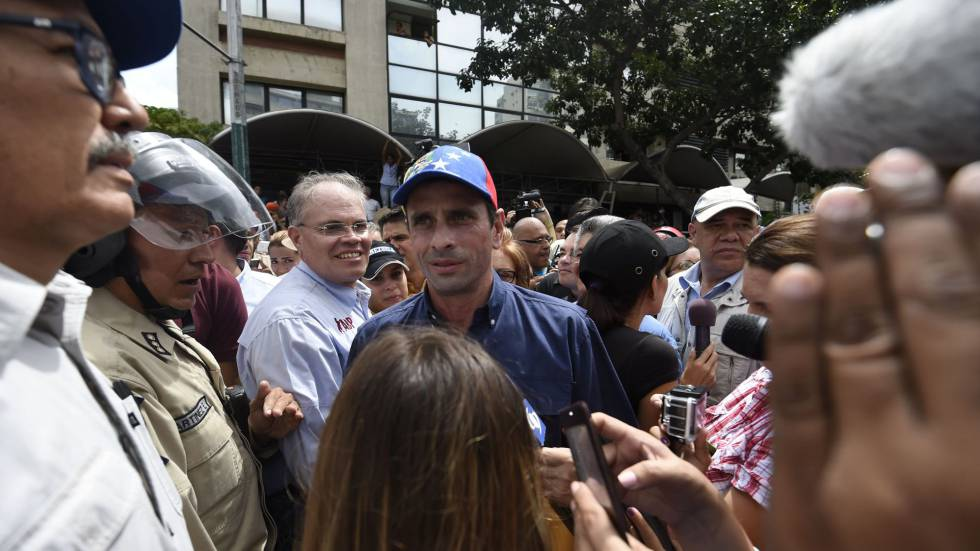 Venezolanos marcharán por referéndum