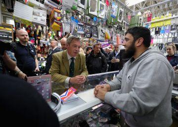 El ?Brexit? seduce a la Inglaterra multicultural