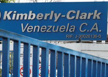 Venezuela toma la fábrica de pañales y papel higiénico Kimberly-Clark