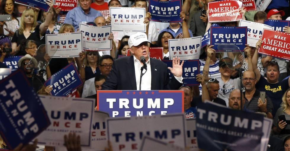 Resultado de imagen de trump populista
