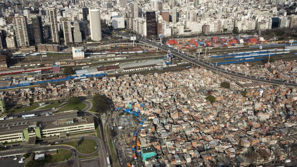 Argentina La 31, de villa miseria a nuevo barrio de Buenos Aires Internacional EL PAÍS