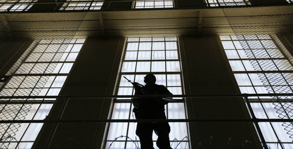 Resultado de imagen para Estados Unidos - Los presos se revelan por sus condiciones laborales