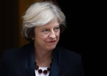May rectifica y acepta debatir en el Parlamento la estrategia del ?Brexit?