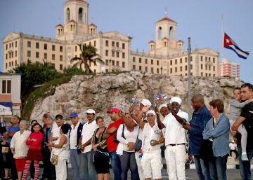 Los intereses pasados del magnate Trump chocan con los del presidente Trump en Cuba