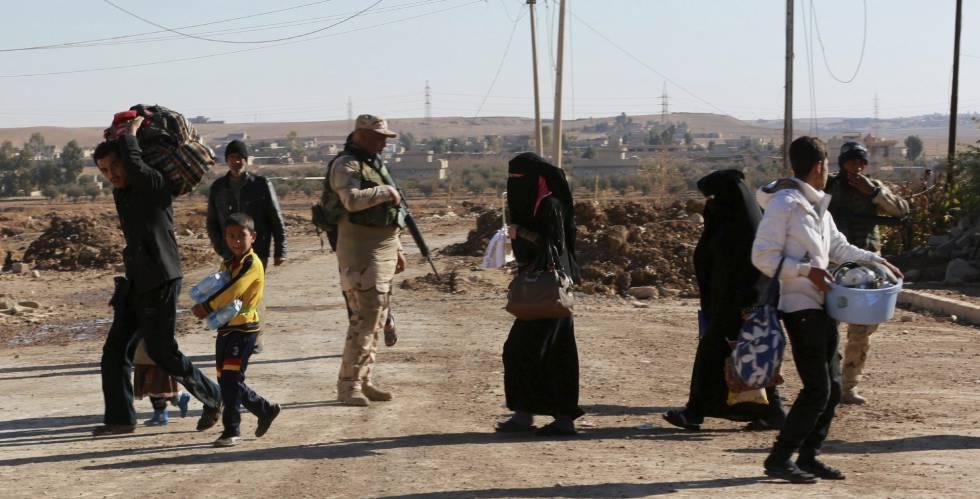 Más de 1.500 de los yihadistas que viajaron a Siria han regresado a la UE