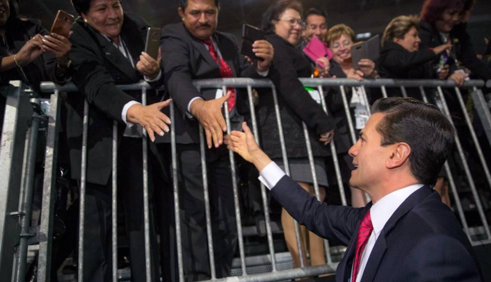 """Peña Nieto: """"Los militares asumen una tarea que no les corresponde"""""""