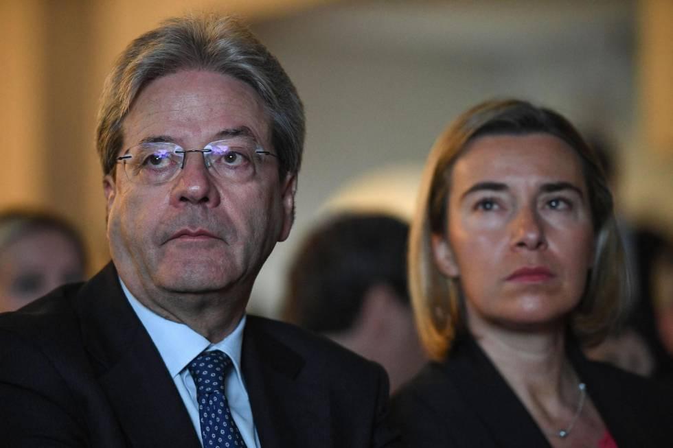 Mattarella encargará a Paolo Gentiloni un nuevo Gobierno para Italia