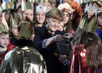 Merkel exige a Londres respeto a las normas para seguir en el mercado único