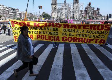 Los mexicanos suspenden a la policía