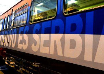 Kosovo bloquea la entrada de un tren ?nacionalista? serbio