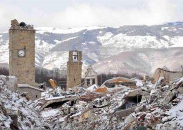 Varios muertos al resultar atrapados por un alud en un hotel de Italia