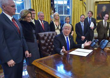 Donald Trump sacude Estados Unidos en una semana