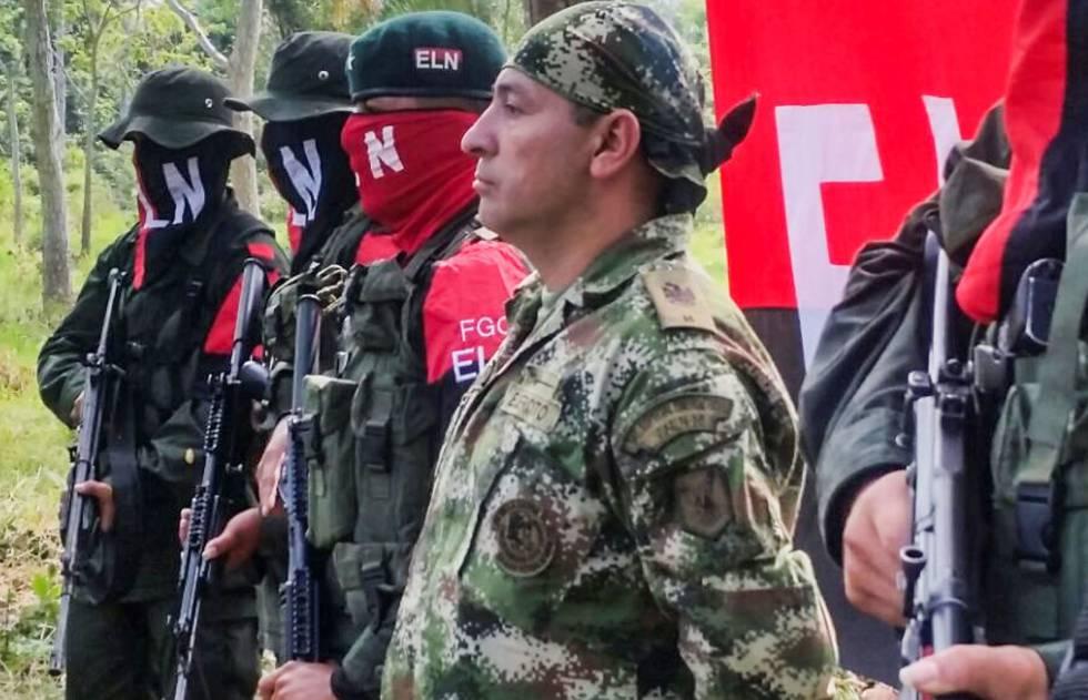El ELN se atribuye el atentado de Bogotá y pone en jaque al Gobierno de Colombia