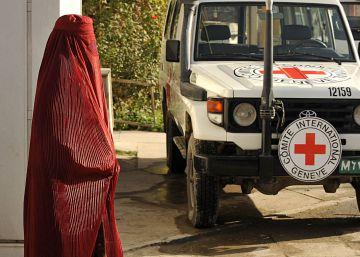 Muere una fisioterapeuta española de la Cruz Roja tiroteada en Afganistán