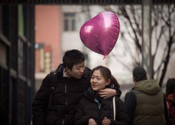 Las nuevas pólizas del amor de las compañías de seguros chinas