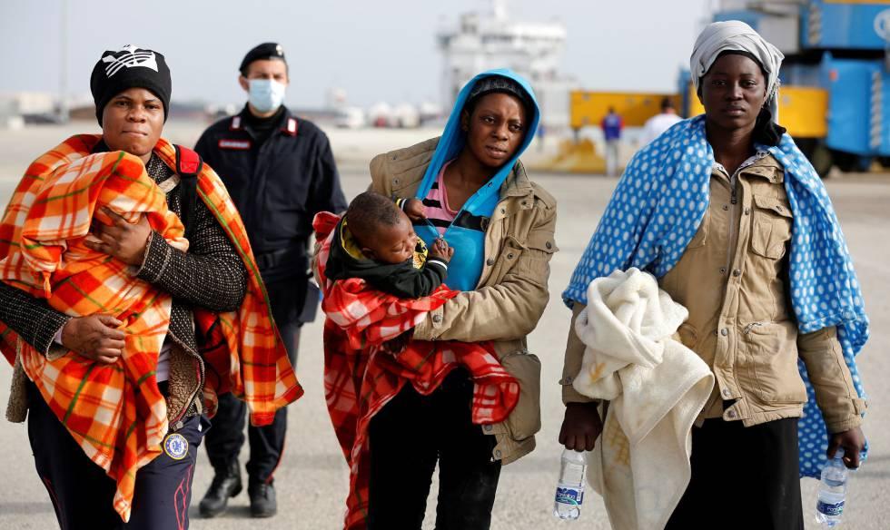 Un grupo católico de Italia recibe más refugiados que 15 países de la UE