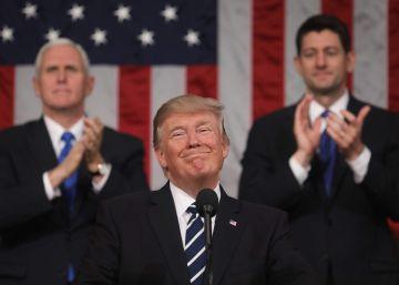 Trump llama a devolver la grandeza de EE UU con un discurso nacionalista y contrario al inmigrante
