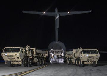 El despliegue del sistema antimisiles estadounidense en Corea del Sur tensa las relaciones en Asia Oriental