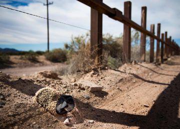 El Gobierno de Trump estudia separar de sus familias a los niños que crucen ilegalmente la frontera