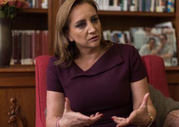 Ruiz Massieu: ?Hay una crisis de confianza en los partidos políticos?