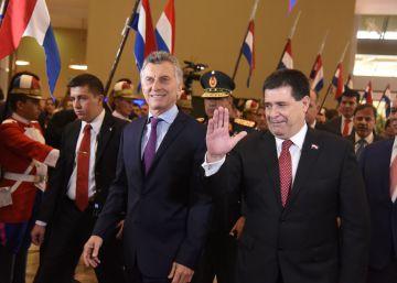 Paraguay pide a Argentina ?eliminar las trabas? comerciales internas del Mercosur