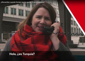 Dos minutos para explicar el pacto migratorio entre la UE y Turquía