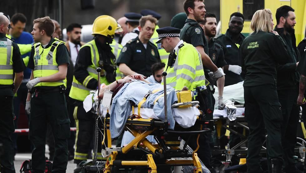 Otro detenido en Birminghan por el atentado de Londres
