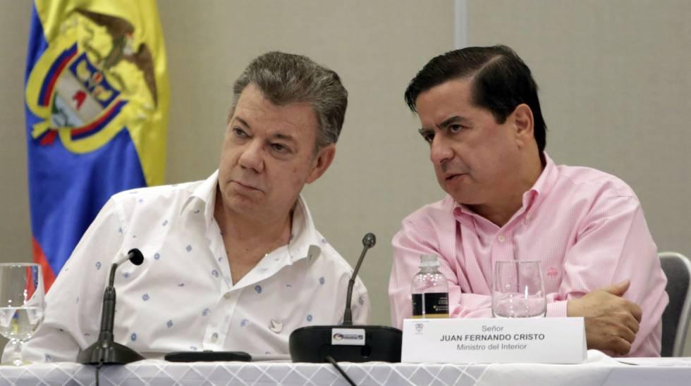 La derecha colombiana mide sus fuerzas contra el proceso de paz