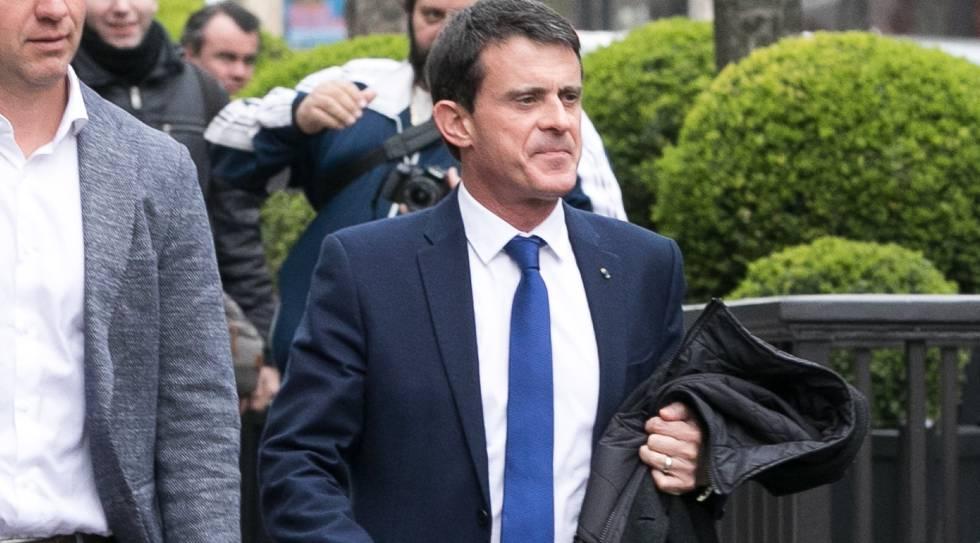 El apoyo de Valls a Macron agrava el cisma del socialismo francés