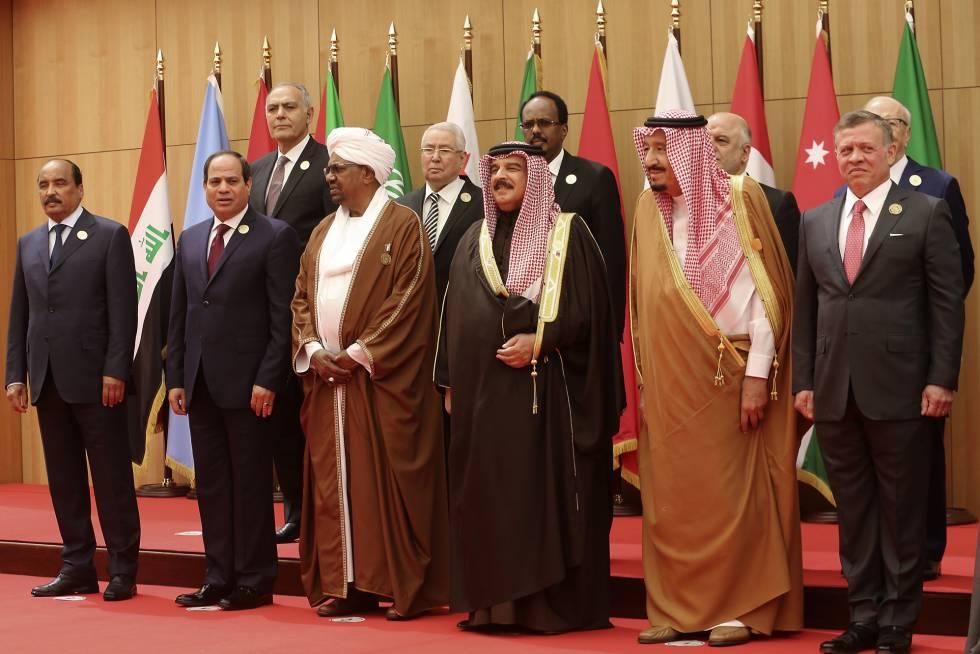 Los países árabes buscan un mensaje común frente a Trump