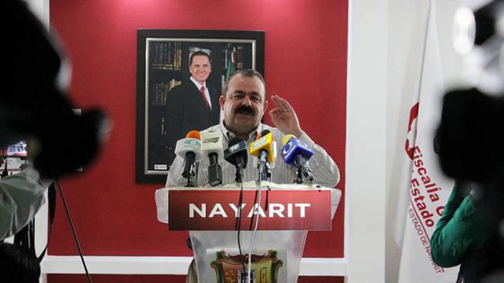 Detenido el fiscal de Nayarit por tráfico de drogas en Estados Unidos