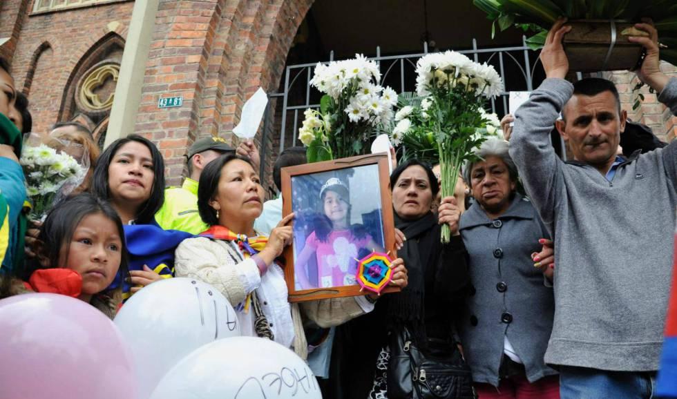 La justicia condena a 51 años de cárcel al asesino de una niña indígena en Bogotá