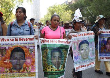 La CIDH afea a México el estancamiento del ?caso Ayotzinapa?