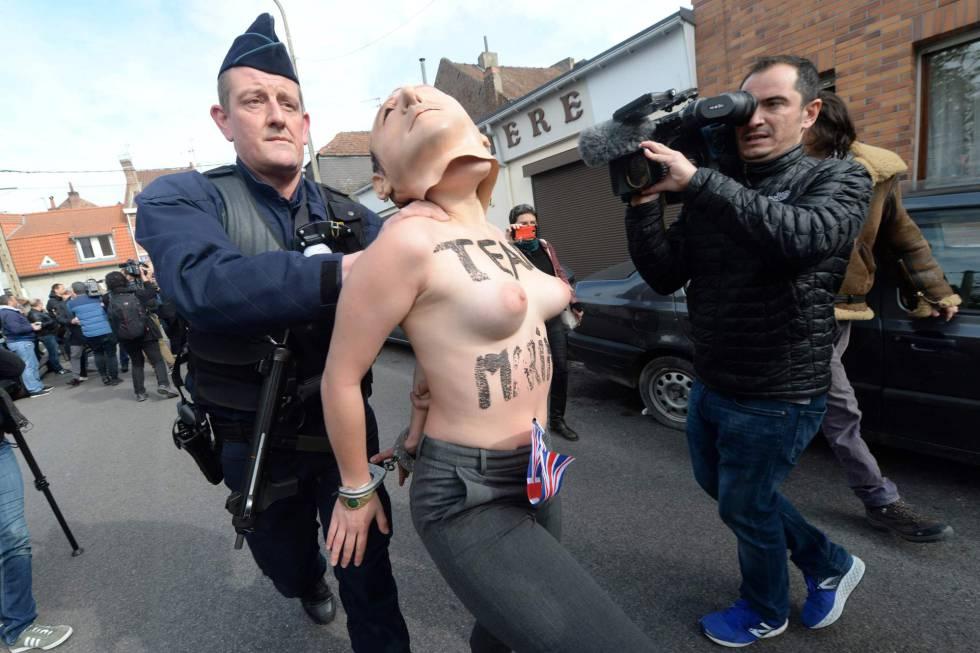 Marine Le Pen, a la conquista de Francia desde su bastión electoral