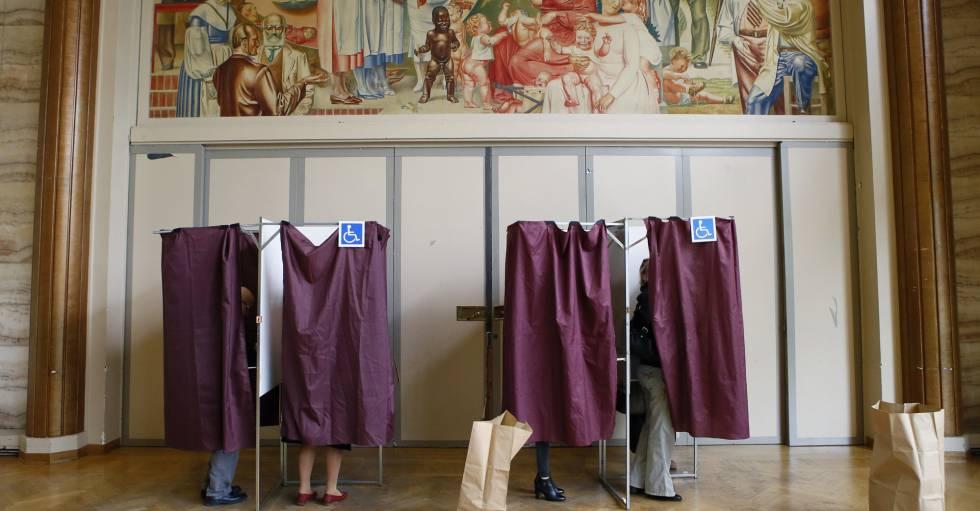 París vota diferente de este a oeste
