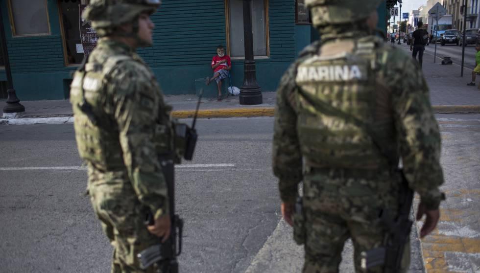 Caos en Tamaulipas tras la muerte de dos jefes del narcotráfico